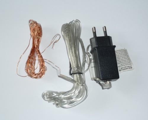 50er Mini-LED Lichterkette