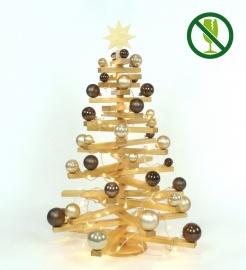 L-Holzweihnachtsbaum LINDA (bruchsicher)