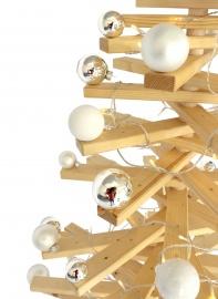 XL-Holzweihnachtsbaum STELO
