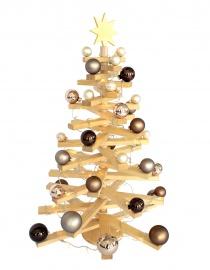 L-Holzweihnachtsbaum LINDA
