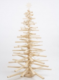 XL-Holzweihnachtsbaum RUBENA (bruchsicher)